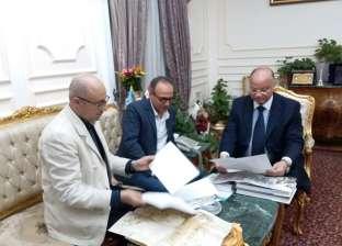 محافظة القاهرة تدعم معرض الكتاب بأسطول أتوبيسات لخدمة الرواد
