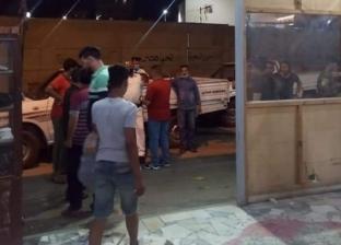 غلق وتشميع 3 مقاهي لمخالفتهم قرارات مجلس الوزراء بكفر الدوار