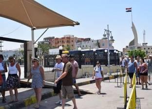 البوابة الإلكترونية للبحر الأحمر تتابع حركة تنشيط السياحة في الغردقة