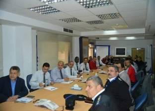 شركة بريطانية تدرب العاملين بالأمن في مطار مرسى علم الدولي