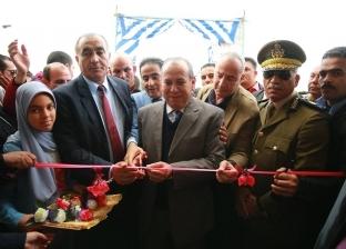 بالصور| محافظ كفر الشيخ يفتتح مركز شباب الحلمية بـ650 ألف جنيه