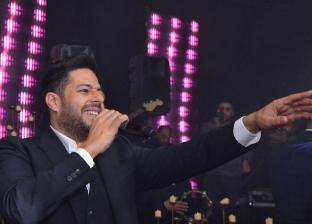 غدا.. محمد حماقي يحيي حفلا غنائيا بمناسبة «الفلانتين»