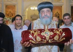 """12 معلومة عن """"مارمرقس"""" مؤسس الكنيسة المصرية"""