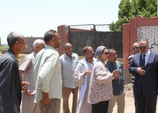 جامعة أسيوط تبدأ برنامج التنمية البشرية لشباب قرية شقلقيل