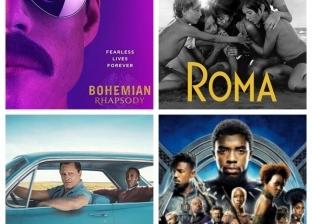 4 أفلام تحصد 13 جائزة أوسكار.. أبرزها «Bohemian Rhapsody»