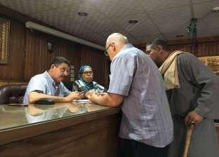 رئيس حي باب الشعرية يوجه بالحل الفوري لمشاكل المواطنين