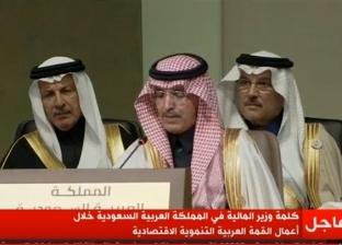 وزير المالية السعودي: تشغيل الربط الكهربائي بين مصر والسعودية 2021