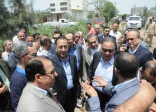 رئيس جهاز المنيا الجديدة: 3.7 مليار جنيه استثمارات بالمدينة
