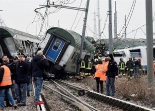 مصرع 6 أشخاص في حادث تصادم قطار بالدنمارك