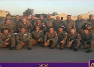 """شقيق الشهيد محمد رفعت: """"مش هنضعف.. وربنا حققله أمنيته"""""""