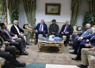محافظ جنوب سيناء يشيد بدور رجال الأمن خلال انعقاد المؤتمرات