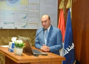 """مصر الثالث عالميا في تصنيع """"الفيبرجلاس"""".. مميش: توسعات الاستثمار تعكس النجاح"""