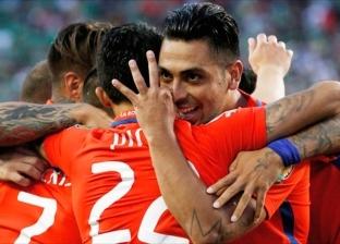 بث مباشر لـ مباراة المكسيك وتشيلي اليوم السبت 23-3-2019