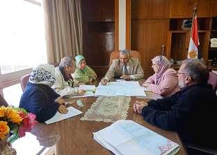 """""""المصرية لحماية الشواطئ"""" تجتمع لمناقشة أنشطة الهيئة"""