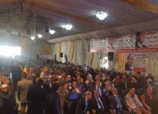 ممثل العمد والمشايخ بكفر الشيخ: سندعم السيسي لاستكمال الإنجازات