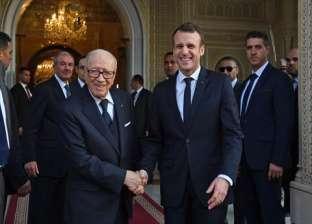 ماكرون يطالب بتعزيز تعليم اللغة الفرنسية في تونس