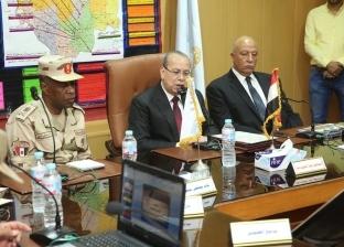 """تنفيذ المشروع التعبوي """"صقر 48"""" لمواجهة الكوارث في كفر الشيخ"""