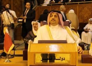 وزير دفاع قطر يبحث مع نظيره الأمريكي تطورات الأزمة الخليجية