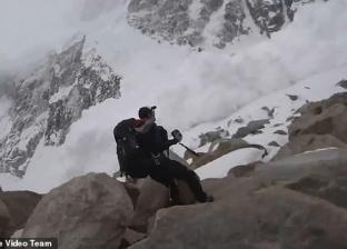 مصرع 4 ألمان إثر انهيار جليدي في سويسرا