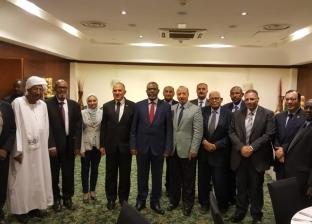 وزير الري السوداني يبارك نتائج اجتماع الهيئة الفنية المصرية السودانية