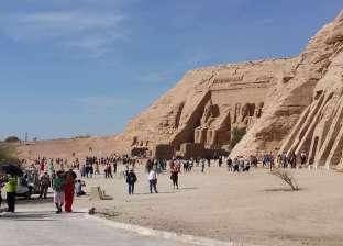 السياحة: 22 ألف سائح إيطالي زاروا مصر خلال شهر سبتمبر الماضي
