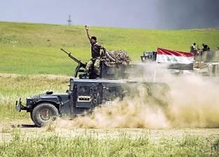 القوات العراقية تعلن إلقاء القبض على عصابة لترويج المخدرات بالموصل