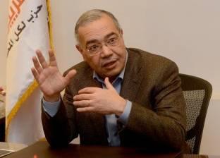 """""""المصريين الأحرار"""" يهنئ """"العمال"""" بعيدهم: مصر تنتظر منكم التنمية"""