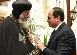البابا تواضروس: رأيت فى 30 يونيو مسئولين يريدون إنقاذ الوطن.. وحكم الإخوان كان «سنة سوداء وكبيسة»