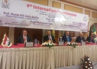 انطلاق المؤتمر الدولي التاسع للسكر والصناعات التكاملية في الأقصر