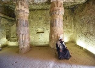 107 أعوام من الحفائر.. «تونا الجبل» فى المنيا.. مدينة الحضارات الثلاث