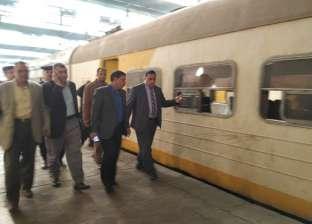 """مصدر بسكة حديد قنا: حركة القطارات لم تتأثر بحادث الـ""""ربع نقل"""""""