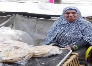 بائعة خبز محرومة من «العيش المدعم» لضياع بطاقتها: باب النجار مخلع
