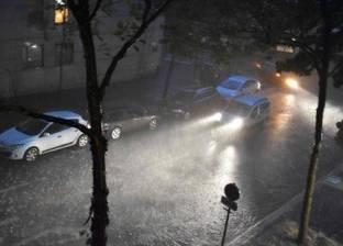 الأمطار الغزيرة تغلق محطات مترو في باريس بسبب الفيضانات