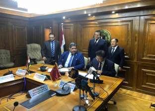 """""""التعليم العالي"""": يشهد توقيع اتفاقية تعاون بين مصر والصين لتجميع""""مصر سات 2"""""""