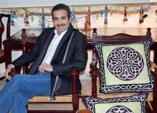 """أحمد عبد العزيز يتحدث عن كواليس """"الأب الروحي 2"""" في """"مصر النهاردة"""""""