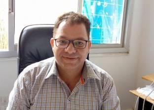 إسماعيل محمد مديرا للموارد البشرية بديوان محافظة جنوب سيناء