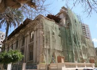 """""""الآثار"""" تبدأ المرحلة الثانية من مشروع تطوير منطقة أبو مينا"""