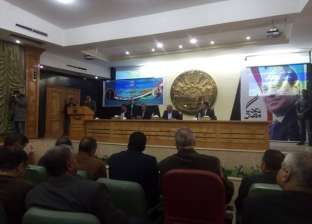 جامعة مطروح تشارك في مؤتمر الشباب الأول بالمحافظة