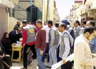 لجان أبو النمرس تفتح أبوابها في ثالث أيام الاستفتاء