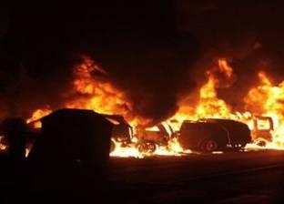 إصابة مجند في استهداف مدرعة بعبوة ناسفة بساحل العريش
