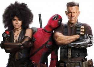 """""""Deadpool 2"""" يتراجع للمركز الثالث في عائدات التذاكر بـ655 مليون دولار"""