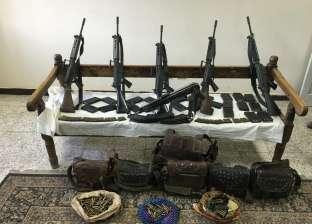 ضبط 50 قطعةسلاح ناريفي حملة أمنية بأسيوط