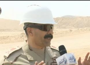 حسن الشيمي: مجمع بني سويف للأسمنت يخدم أهالي الصعيد