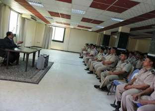 مدير أمن كفر الشيخ يكرم أفراد الشرطة المتميزين