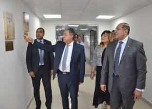 وزير الصحة يبحث مع محافظ سوهاج تطوير المنظومة الصحية بالمحافظة