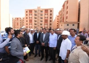 توزيع 741 وحدة سكنية بكفر الدوار على مستحقيها في ديسمبر المقبل