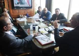 """وزير الري يناقش مع """"زراعة النواب"""" المساحات المقرر زراعتها أرز"""