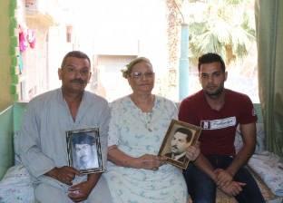 أهالى المفقودين: عايشين على أمل إن ولادنا يرجعوا تانى حتى لو جثث.. أى حاجة من ريحتهم