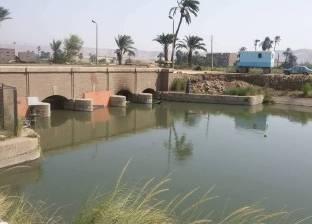 الري: تطهير ونزع حشائش الترع في 88 ألف فدان في بورسعيد ودمياط