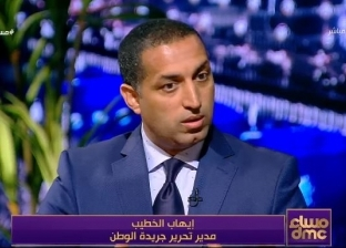 إيهاب الخطيب: بعض الدول تدرس مواقف أبطال رياضيين مثل أبوهيف ورشوان